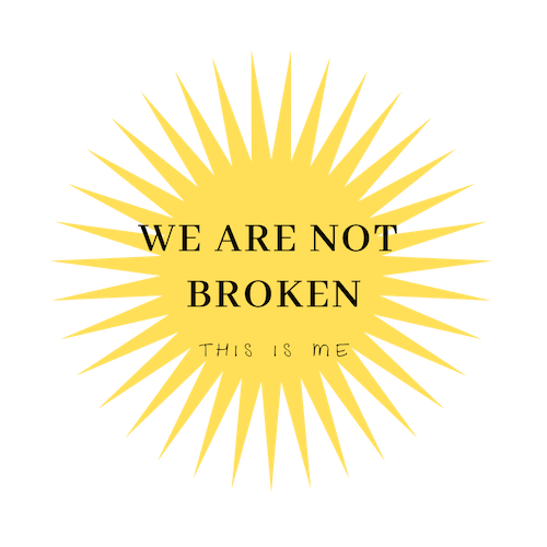 We Are Not Broken . Org