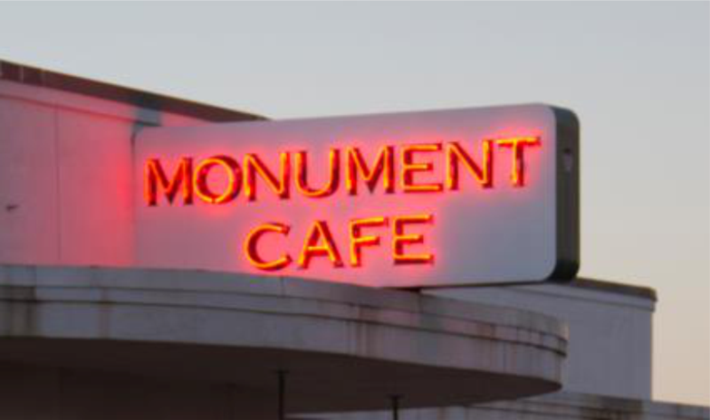 Monument Cafe - Georgetown